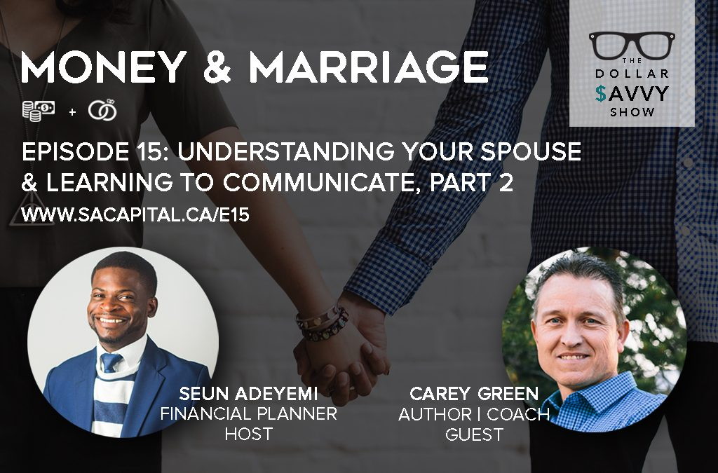 Episode 15: Money & Marriage Series – Understanding Your Spouse and Learning to Communicate Part 2