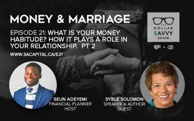 Episode 21: What is Your Money Habitude? How it Plays A Role in Your Marriage, Part 2